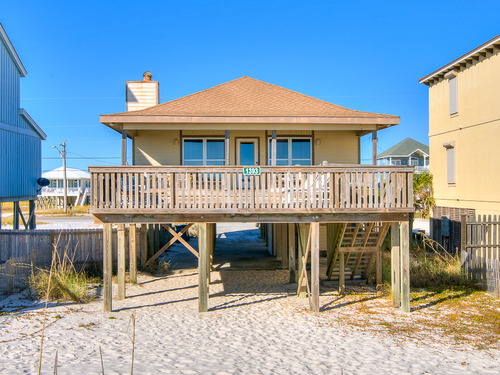 Sabbatical 1393 w beach blvd gulf shores al for Beach house plans gulf coast