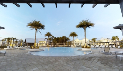 "25 York Ln #B, Prominence, Watersound Beach, FL  ""Oyster by the Sea"" 3D Model"