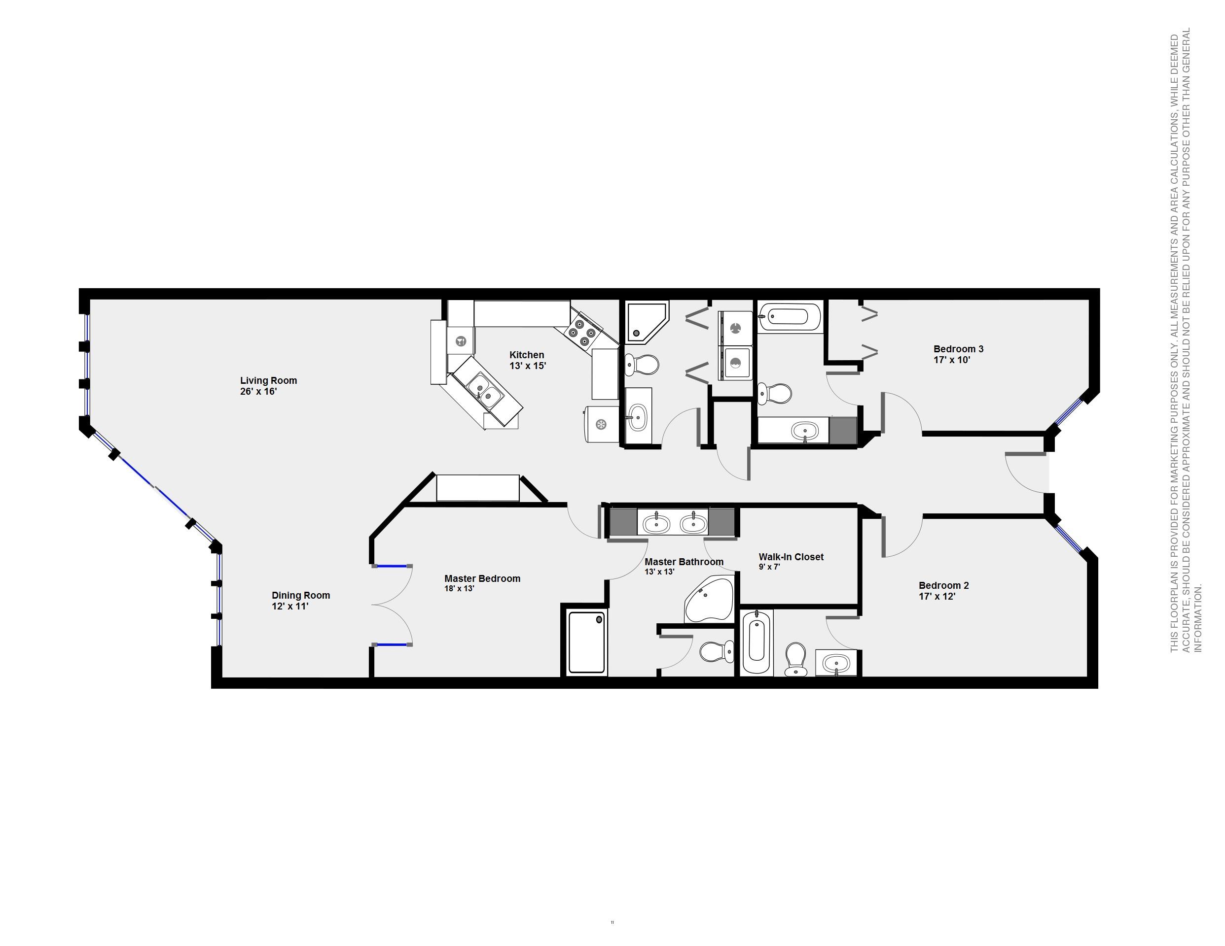 18+ [ 3d Floor Plan Condo Unit ]