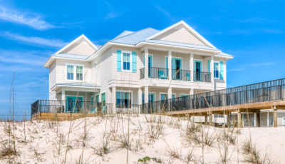 Coastal Comfort – 3097 West Beach Boulevard – Gulf Shores, AL 3D Model