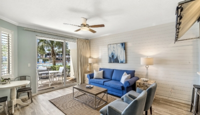 Destin West Gulfside Unit 108 3D Model